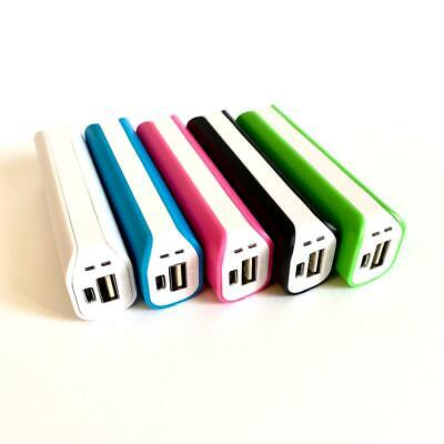 Power Geek 2200 MAh Power Bank Portable Rechargeable USB Backup Mobile Charger  • 4.45£