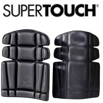 Supertouch Work Wear Knee Pads With Safety Foam Knee Guard For Trouser One Size  • 4.79£