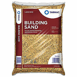 Yellow Building Sand 25kg For Bricklaying Mortar When Mixed With Cement • 38.99£
