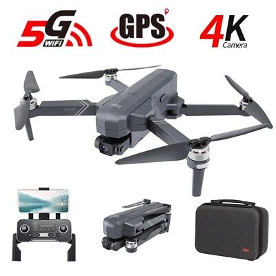 AU352.99 • Buy SJRC F11 RC Drone PRO Wifi FPV Folding Wide-Angle 4K HD Camera Quadcopter