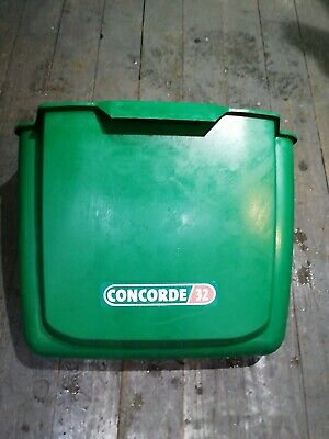 Qualcast Concorde 32  Electric Cylinder  Lawnmower  Grass Collection Box Bag • 26.99£