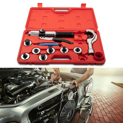 AU120.99 • Buy Hydraulic Tube Pipe Expander Swaging 7 Lever HVAC Punches Tool Kit Tube Cutter