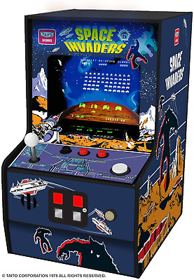 £59.09 • Buy MY ARCADE Micro Player - SPACE INVADERS™