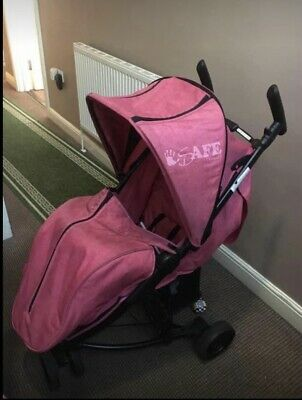 3 Wheeler Pushchair • 60£