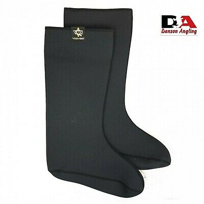 £17.99 • Buy Vass Neoprene Boot And Wader Liners NEW All Sizes Fishing Boot Liners