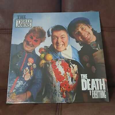 The Three Johns The Death Of Everything Vinyl • 10£