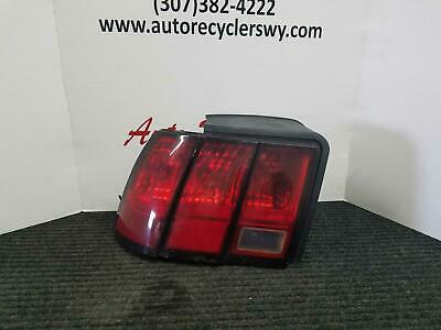 $63 • Buy FORD MUSTANG Ford Tail Light Assembly 99 00 01 02 03 04 Right Exc. Cobra; RH