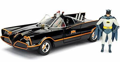 Jada 124 1966 Batmobile W/Batman And Robin - JA98259 • 46.27£