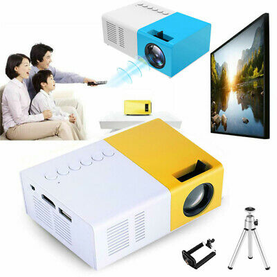 AU65.99 • Buy 4K Portable Pocket Projector HD 1080P LED Home Theater Video Projector HDMI USB