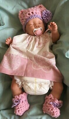 $ CDN170.44 • Buy Gemma NEWBORN BABY Child Friendly REBORN Doll Cute Babies