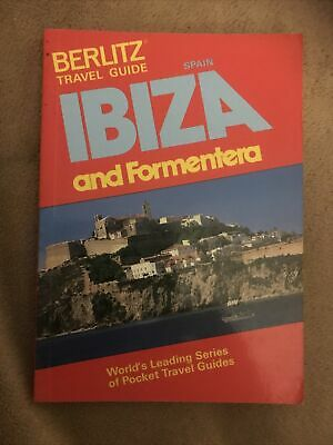 Berlitz Travel Guide - Ibiza • 3£