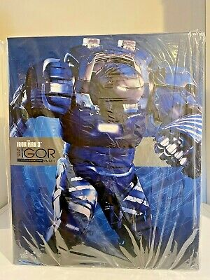 $ CDN455 • Buy Iron Man 3 Mark XXXVIII IGOR 1/6 Collectable Figure MMS215 New