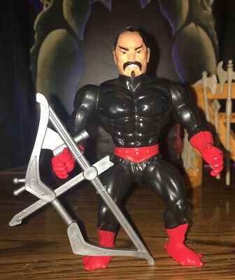 $30 • Buy Vintage Ninjor With Bow Motu Excellent New Legs
