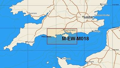 £159 • Buy C-MAP MAX LOCAL M-EW-M018 ENGLISH CHANNEL CENTRAL MSD/SD Chart