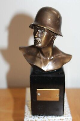 Bronze  German Soldier • 70£
