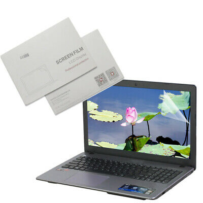 2Pcs Film Screen Protector Ultra Thin Clear Anti-radiation Notebook Laptop 14  • 4.88£