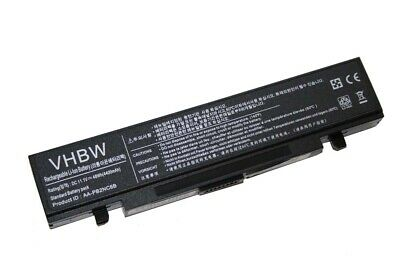 BATTERY 4400mAh FOR SAMSUNG NP-R 40 NP-R 60 NP-R 60 S NP-R 700 • 21£