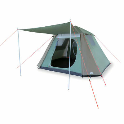 AU218.70 • Buy 6p 6 Man Instant Up Ravels Tent Person Tents (full Fly) Pop Up Turbo Tent 2020 M