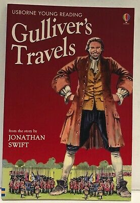 £5.50 • Buy Gullivers Travels By Jonathan Swift (Usborne Young Readers) Gill Harvey P/b LN