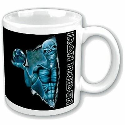 SALE Iron Maiden Different World Official Coffee Mug • 2£
