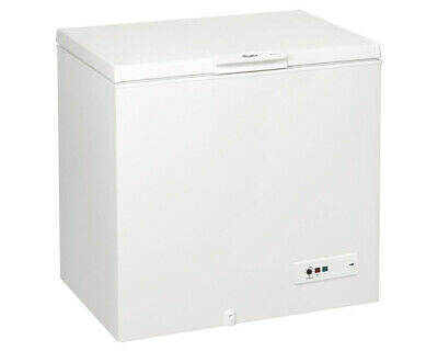 £399 • Buy Whirlpool W Collection WHM3111 312L Chest Freezer