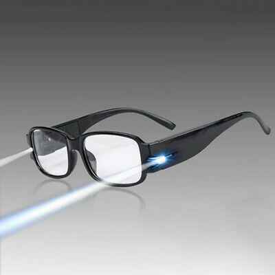 NEW Light Up Glasses - Black Glasses With Led Lights Fancy Dress Accessories • 4.64£