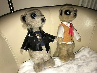 Compare The Market CompareThe Meerkat - Vassily & Yakov !Great Stocking Fillers! • 8.98£