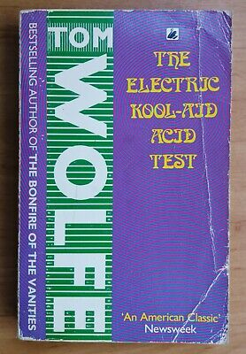 The Electric Kool-Aid Acid Test By Wolfe, Tom Paperback Book • 5£
