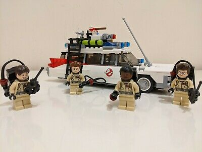 LEGO Ideas 21108: Ghostbusters Ecto-1, Car And Figures, Complete Set • 67£