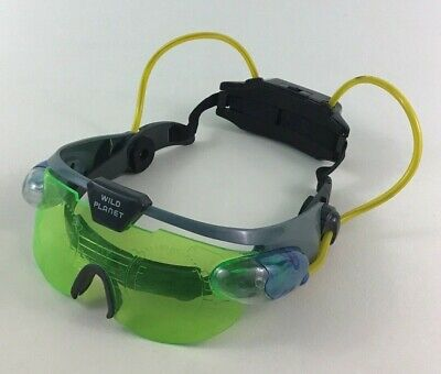 Spy Gear Light Up Night Vision Goggles Toys With Batteries Wild Planet 1999 • 9.09£