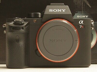 $ CDN1910.45 • Buy Sony Alpha A7R II Mirrorless Digital Camera Shutter Count: 425