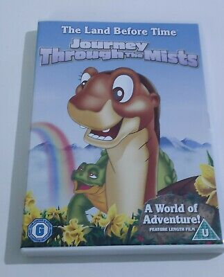 £6.99 • Buy The Land Before Time: Journey Through The Mists DVD