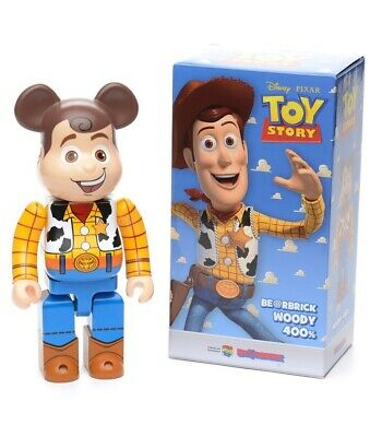 $537.09 • Buy Bearbrick X Disney Toy Story , Woody 400% , Medicom , Be@rbrick