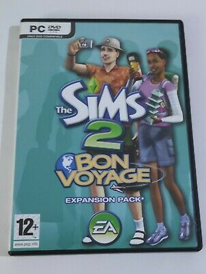 £9.99 • Buy PC DVD-ROM: The SIMS 2 - BON VOYAGE (Expansion Pack) Only DVD Compatible