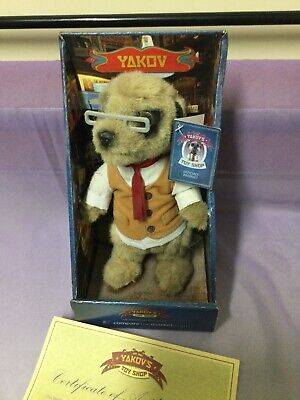 Yakov Compare The Meerkat Toy New In Box With Certificate • 4.50£