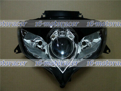 $176.28 • Buy Motorcycle Headlight Headlamp Assembly Fit For 2008-2010 Suzuki GSXR 600/750 #01