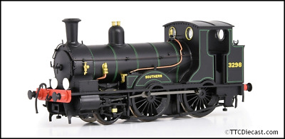 Bachmann EFE RAIL E85011 LSWR Beattie Well Tank 3298 SR Black (Sunshine), OO Gau • 118.96£