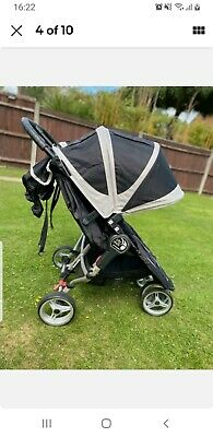 Baby Jogger City Mini Double Stroller • 180£