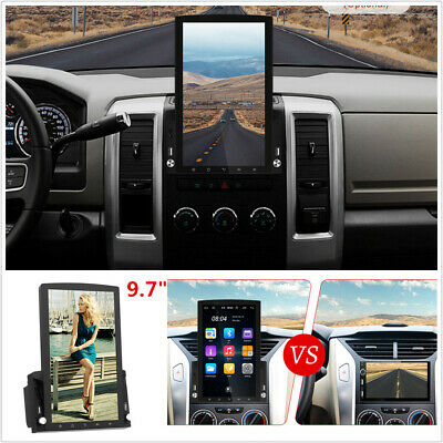 $ CDN212.08 • Buy 9.7''HD Vertical Screen Android 10.0 Car Stereo Radio WIFI GPS Navigation 1+16GB