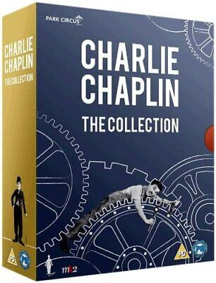 Charlie Chaplin - The Collection (12 Movies) [dvd] • 24.95£