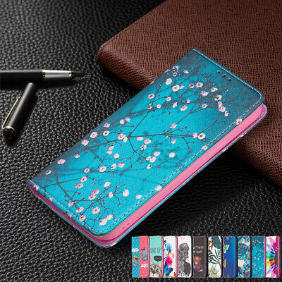 AU9.59 • Buy Luxury Leather Magnet Flip Cover Case For IPhone 12 11 Pro Xs Max Xr X 8 7 Plus