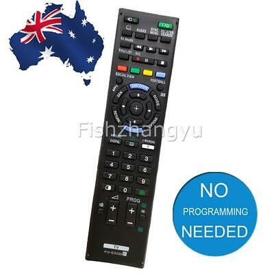 AU15.18 • Buy NEW Remote Control For SONY TV RM-GD030 RM-GD031 RM-GD032 KD KDL Series LCD