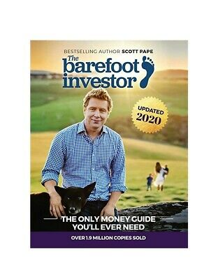 AU29.99 • Buy The Barefoot Investor 2020 Update * Pre-order Now*