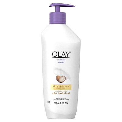 AU15.40 • Buy Olay Quench Ultra Moisture With Shea Butter Body Lotion 11.8 Fl Oz