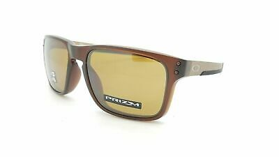 AU151.38 • Buy Oakley HOLBROOK MIX POLARIZED Sunglasses OO9384-0857 Rootbeer W/ PRIZM Tungsten