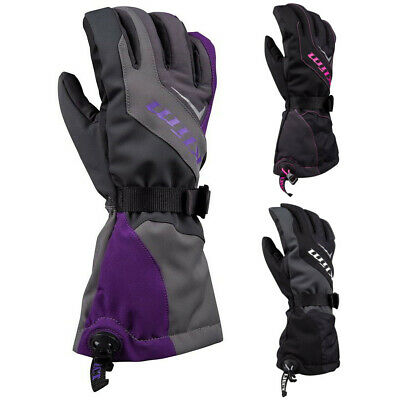 $ CDN116.62 • Buy Klim Ember Gauntlet Womens Cold Weather Snow Gear Snowmobile Glove