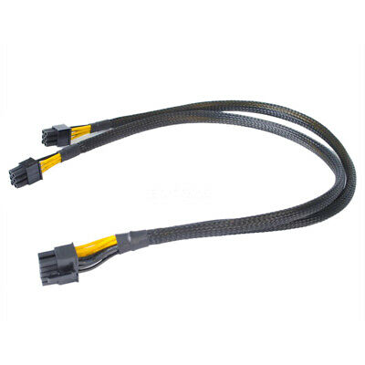 $ CDN14.43 • Buy 10pin To 6+6pin Power Cable Fit HP DL380 G9 And NVIDIA Quadro K6000 GPU 50cm JF