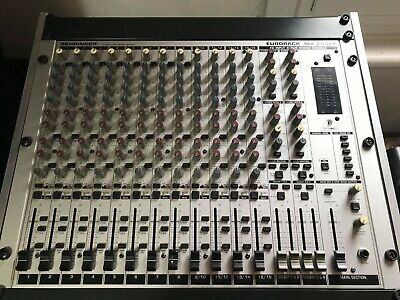 Behringer Eurorack Mixer MX2642A And Virtualizer DSP 2024P • 70£
