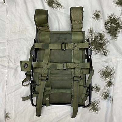 French Army /  Foreign Legion Radio Man Pack Frame Used Surplus Condition - 9C • 29.99£