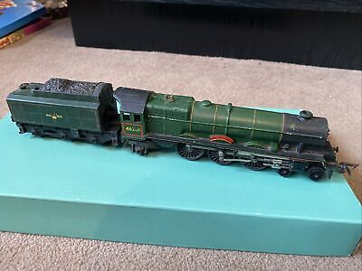 Triang Hornby Princess Elizabeth Loco 46201 BR Green Livery OO - Non Runner • 34.99£